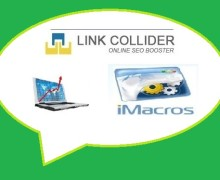 I will give you LinkCollider iMacro Scripts to gather points on Autopilot
