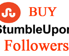 I will give you 250 StumbleUpon Permanent Followers