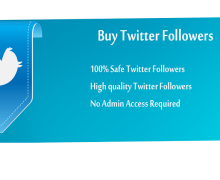 Get 1000 High Quality Twitter Followers Cheap Price