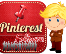 I will send you 400 Pinterest Followers to your Profile – Real and Permanent