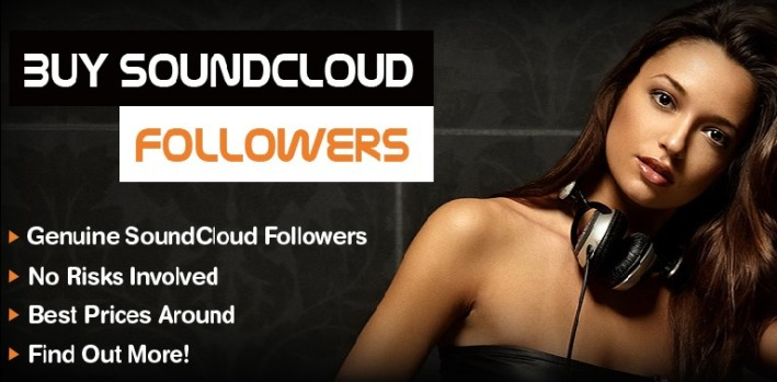 Get over 200 SoundCloud Followers, Permanent and High Quality