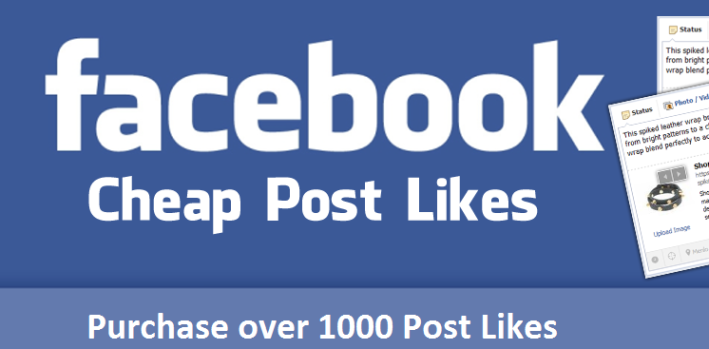 I will provide 1000 Facebook Post, Photo, Status, Video Likes