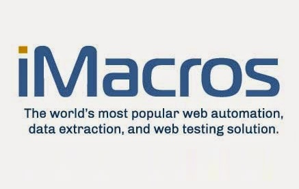 iMacros Popular Web Automation tool for Social Media, Social Exchange, Internet Marketing and more!