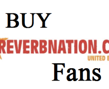 I will send over 100 Real Reverbnation Fans to your Profiles