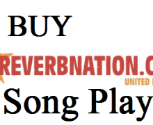 I will send over 8,000 Reverbnation Song Plays-Views to your Tracks Safely