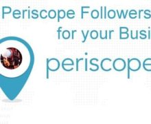 Buy 100 Periscope Followers Permanent, Safe and Fast Delivery