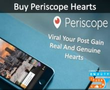 Buy 50,000 Periscope Hearts Likes – Fast, Safe, Permanent