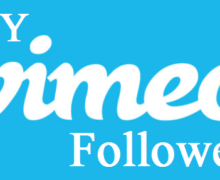 Buy 100 Vimeo Followers