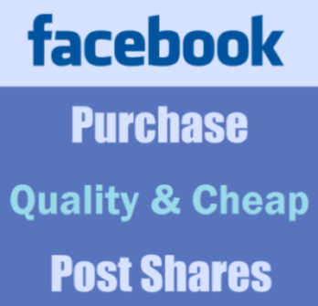 I will send 100 Quality Facebook Post Photo Status Video Shares for increased reach