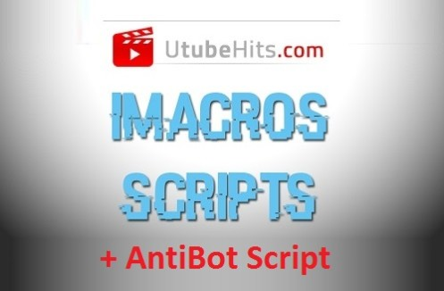 Get Utubehits iMacro Scripts – Collect points for Free and on Autopilot