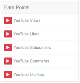Buy 10000 Utubehits Points added in your account - Digesale