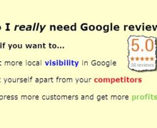 Get 5-Star Google+ Business Reviews