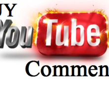 Buy 5 Youtube Custom Video Comments