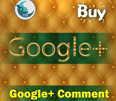 Get 5 Google+ Custom Comments for posts