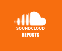 Get SoundCloud 100 Reposts for your tracks