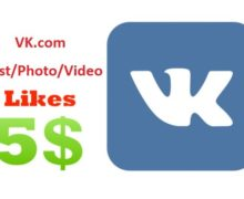 I will send 100 VKontakte Likes to any Post, Photo or Video